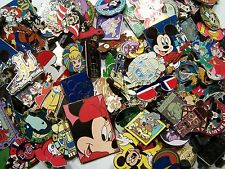 DISNEY PIN 1000 MIXED LOT FASTEST SHIPPER USA 100-150 different pins guaranyteed