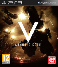 Armored Core 5 (V) ~ PS3 (in Great Condition)