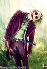 El Guasón Batman Gotham City imagen foto impresión de arte cartel Casa Pared Decoración Nuevo