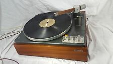 Vintage Garrard LAB 80 Stereo Turntable Record Player For Parts or Repair