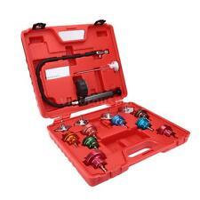 Car Auto Cooling System Tester Radiator Pressure Test Gauge Set Garge Tool I4M2