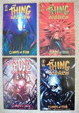 THE THING FROM ANOTHER WORLD: CLIMATE OF FEAR #'s 1-4 (RARE SERIES, 1992), NM