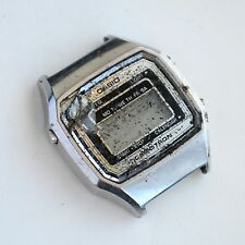 Casio Casiotron S-20 Lcd  WATCH Doesn't Work Just For parts AS IS