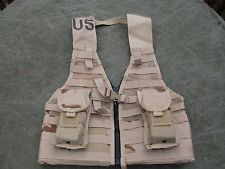 New DCU MOLLE II Fighting Load Carrier w/ 2 Double Mag Pouches FLC VEST US Army