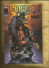 Witchblade 18 vfn/nm 1997 variant cover edition Image Comics US Comics