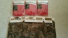 ARCHERY 3 NATURAL GEAR HEAD NETS AND 3PKS OF EASTMAN PREMIUM GUTTING GLOVES