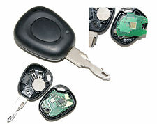 Genuine Renault Clio Scenic Megane 1 Button remote Central Key Fob / S108627BN0