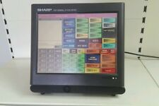 Sharp UP-X300 POS Terminal - Epos Till System Terminal Only.  SHARP TILL