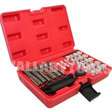 Tap And Die Set 110 Pcs.Metric Thread Cutting Tool Premium Set GS TUV