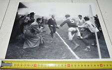 PHOTO RUGBY TOURNOI DES V NATIONS 1949 XV FRANCE - ECOSSE SCOTLAND