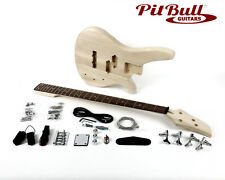 Pit Bull Guitars YB-4 Electric Bass Guitar Kit