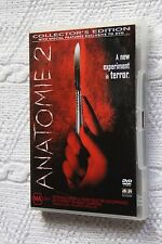 Anatomie 2 - Collector's Edition (DVD), R-4, Like new (Disc:New), free shipping
