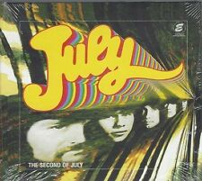 JULY - THE SECOND OF JULY - (new & sealed digi-pak cd) - ACLN 1019
