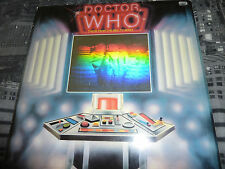 Doctor Who hologram theme vinyl record lp RARE