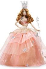 BARBIE FANTASY GLAMOUR WIZARD OF OZ GLINDA still in shipper box.  NRFB