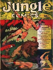JUNGLE COMICS AND MORE COLLECTION 181 ISSUES ON DVD