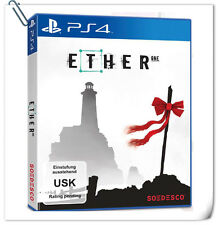 PS4 SONY PlayStation Game Ether One Adventure Soedesco