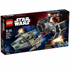 LEGO® Star Wars™ 75150 Vader's TIE Advanced vs. A-Wing Starfighter NEU NEW A+++