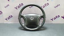 1Y44000 Mercedes W203 C Klasse CDI Lederlenkrad mit Airbag Multifunktion SRS
