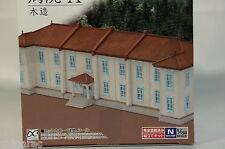 """Tomytec n scale Building 064 """"Hospital A"""" / n Gauge"""