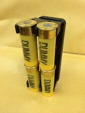Taccom Single Deuces Shotgun Cartridge Caddy Shell Holder Clip