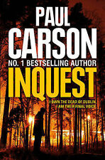 Inquest: Forensic Thriller by Paul Carson (Paperback, 2013)