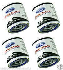 NEW OEM Ford Racing FL820S, 4 High Performance Oil Filters FOUR, Mustang F-150