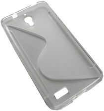 TPU Case - Alcatel One Touch Idol 6030D - Transparent Cover Hülle Silikonhülle