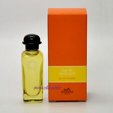 Hermes EAU DE NEROLI DORE Eau de Cologne 7.5 ml Mini Perfume Miniature Bottle
