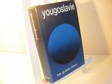 YOUGOSLAVIE 1974 - Les Guides Bleus Hachette