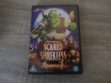 SHREK SCARED SHREKLESS DVD KIDS FAMILY FUN BOYS GIRLS HALLOWEEN DVD