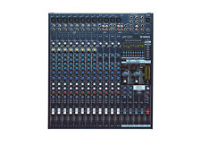 Yamaha EMX5016CF 16-Channel Stereo Powered Mixer with Effects