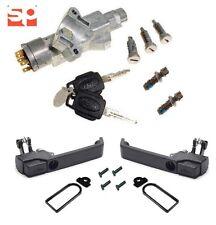 Land Rover Defender Puma LARGE LOCK Ignition barrel & Handle conv kit LR077438