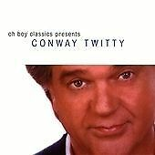 Conway Twitty-Oh Boy Classics Presents CD NEW