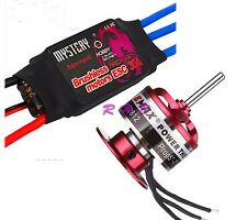 EMAX CF2812 1540KV Brushless Motor + Firedragon 30A ESC for RC Multicopter Plane