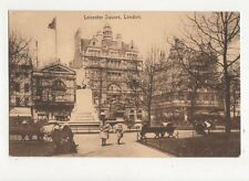Leicester Square London 1919 Postcard 255a
