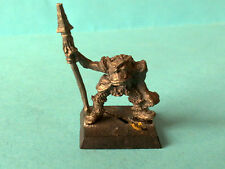 *Warhammer - Orcs & Goblins - Orc Warrior Classic - Metal WF148