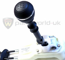 Alfa Romeo 147 GTA 6 Speed Original Gear change Knob. Genuine 735342000