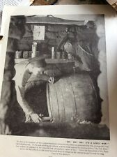 M8-8 Ephemera Ww1 Picture 1938 1918 Oh It's A Lovely War Soldier Beer