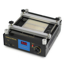 853A High Power ESD BGA Rework Station PCB Preheat And Desoldering IR Preheating