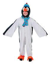 Pingüino Niños Chicos Chicas Pájaro Libro Semana Peluche Navidad Madagascar Disfraz Nuevo 5 7
