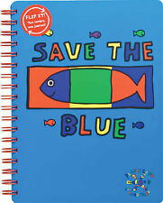 Todd Parr Journal Save the Blue,Parr, Todd,New Book mon0000020644