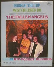"""THE FALLEN ANGELS Hip-Pocket Records """"Room at The Top"""" MINT Sealed in Envelope"""
