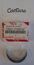Genuine Connecting Rod Bearing Set Toyota Hilux Land Cruiser OEM 130413109002