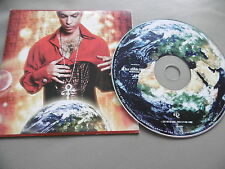 PRINCE PLANET EARTH DAILY MAIL PROMO CD ÁLBUM TARJETA MANGA 2007 NPG