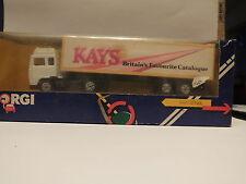CORGI 1194 VOLVO F12 - KAYS - BRITAIN'S FAVOURITE CATALOGUE