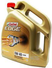 Castrol EDGE TITANIUM FST 0W-40 A3/B4 Motoröl 5 L BMW LL1 Mercedes MB 229.3/.5