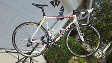 Focus Carbon Race Series PRO Cycling Team Jelly Belly/Kenda Size 56 cm