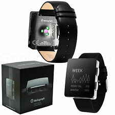 Wellograph Waterproof Wireless Bluetooth Activity Heart Rate Monitor Smart Watch