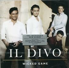 Il Divo : Wicked Game (CD)